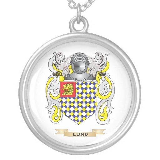 Escudo de armas de Lund (escudo de la familia) Joyeria Personalizada