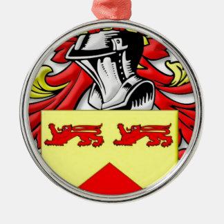 Escudo de armas de Lundie Adornos