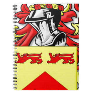 Escudo de armas de Lundie Cuaderno