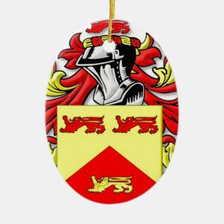 Escudo de armas de Lundie Ornamentos Para Reyes Magos