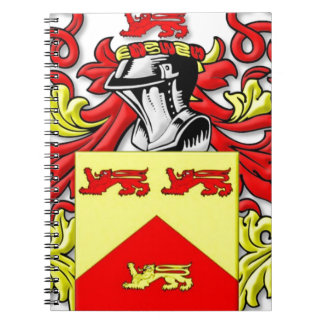 Escudo de armas de Lundie Libro De Apuntes