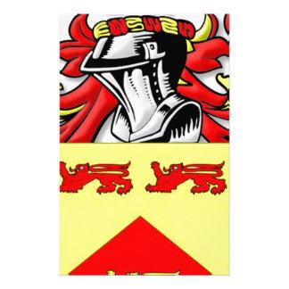 Escudo de armas de Lundie Papeleria