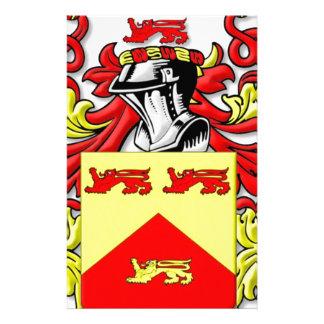 Escudo de armas de Lundie Papeleria Personalizada