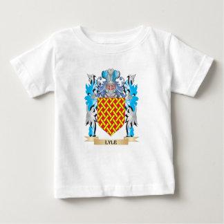 Escudo de armas de Lyle - escudo de la familia Camiseta