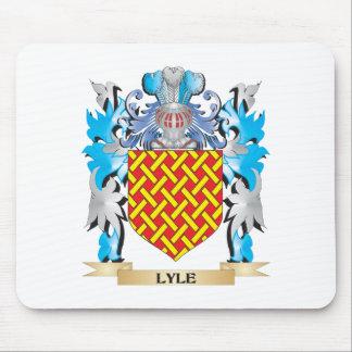 Escudo de armas de Lyle - escudo de la familia Tapete De Raton