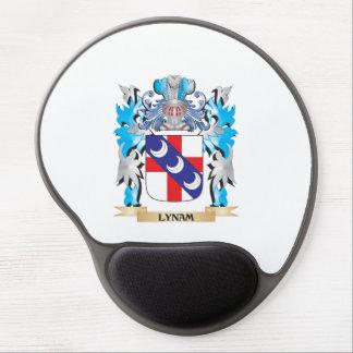 Escudo de armas de Lynam - escudo de la familia Alfombrilla Gel