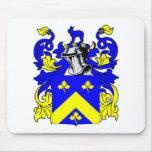 Escudo de armas de Lynch Alfombrillas De Ratones