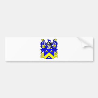 Escudo de armas de Lynch Etiqueta De Parachoque
