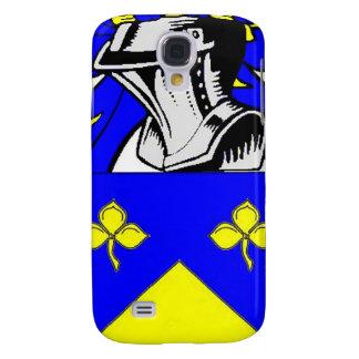 Escudo de armas de Lynch Funda Para Galaxy S4