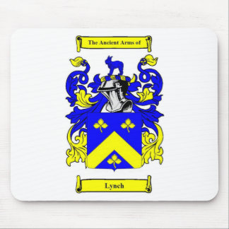 Escudo de armas de Lynch Mousepads