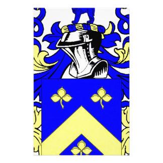 Escudo de armas de Lynch Papelería De Diseño