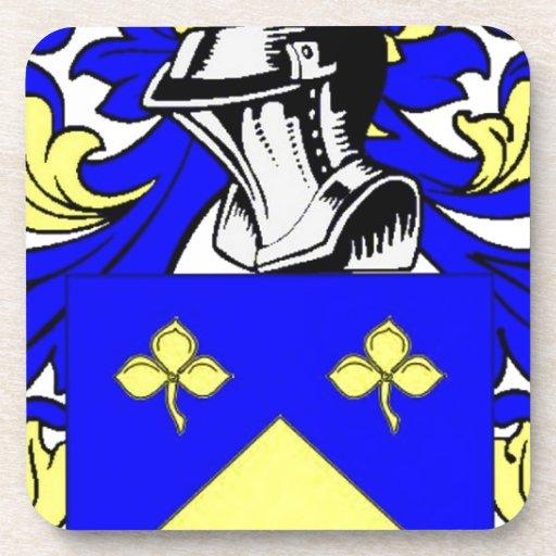 Escudo de armas de Lynch Posavasos De Bebida