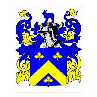 Escudo de armas de Lynch Tarjetas Postales