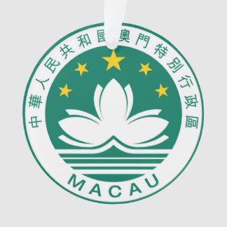 Escudo de armas de Macao