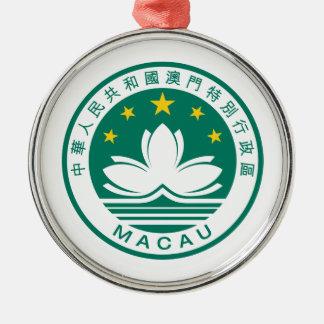 Escudo de armas de Macao Ornatos