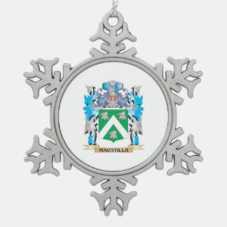Escudo de armas de Macatilla - escudo de la Adorno