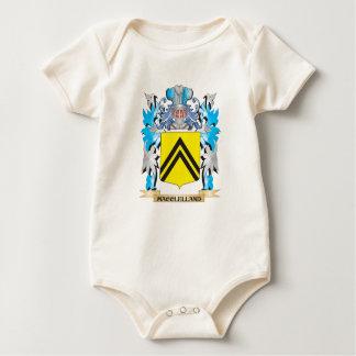 Escudo de armas de Macclelland - escudo de la Mameluco De Bebé