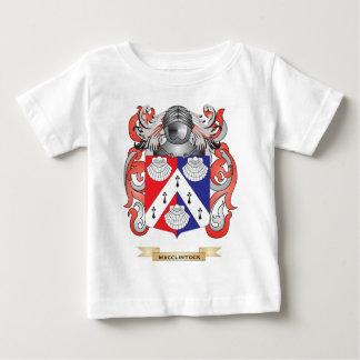 Escudo de armas de MacClintock (escudo de la Playera Para Bebé
