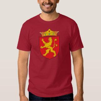 Escudo de armas de Macedonia (1635) Remera