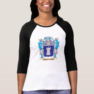 Escudo de armas de Macelligott - escudo de la Camiseta