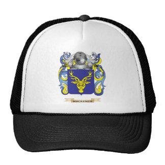 Escudo de armas de MacKenzie (escudo de la familia Gorra