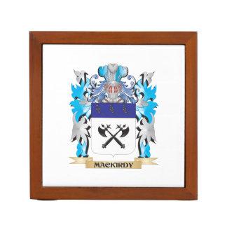 Escudo de armas de Mackirdy - escudo de la familia