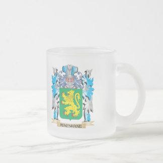 Escudo de armas de Macshane - escudo de la familia Taza De Cristal