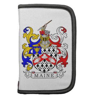 Escudo de armas de Maine Planificadores