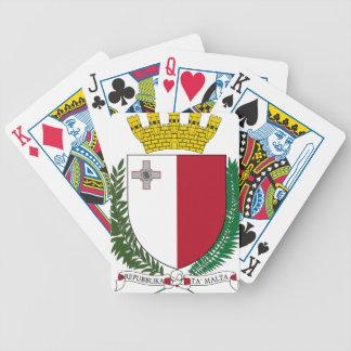 Escudo de armas de Malta Barajas