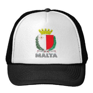 Escudo de armas de Malta Gorras
