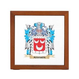 Escudo de armas de Mannion - escudo de la familia