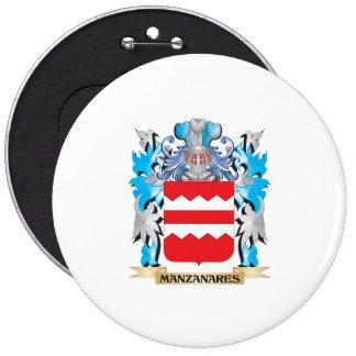 Escudo de armas de Manzanares - escudo de la