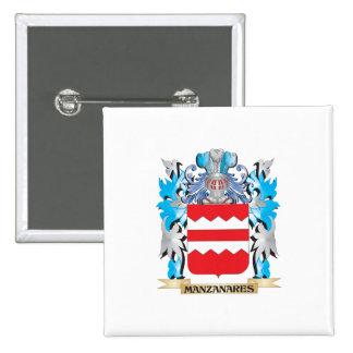 Escudo de armas de Manzanares - escudo de la Pin