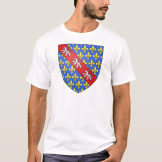 Escudo de armas de Marche (Francia) Playera