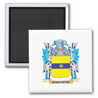 Escudo de armas de Marchese - escudo de la familia Imán