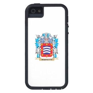 Escudo de armas de Marinetti - escudo de la iPhone 5 Carcasas