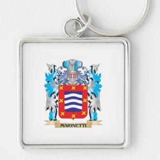 Escudo de armas de Marinetti - escudo de la Llavero