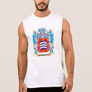 Escudo de armas de Marinetti - escudo de la Camiseta Sin Mangas