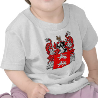 Escudo de armas de Marrs Camiseta