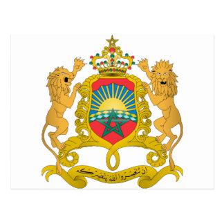 Escudo de armas de Marruecos