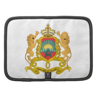 Escudo de armas de Marruecos Planificadores