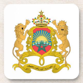 Escudo de armas de Marruecos Posavaso