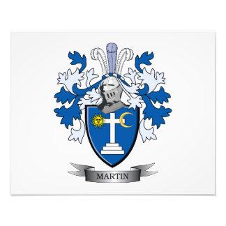 Escudo de armas de Martin Fotografías