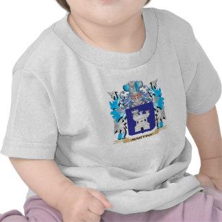 Escudo de armas de Martins - escudo de la familia Camiseta