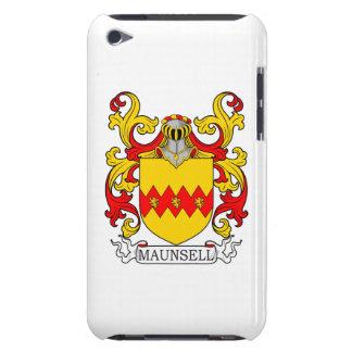 Escudo de armas de Maunsell Carcasa Para iPod