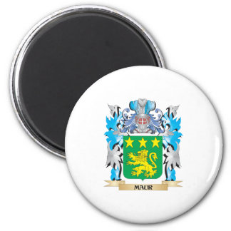 Escudo de armas de Maur - escudo de la familia Imán