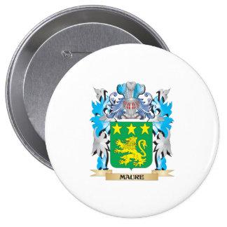 Escudo de armas de Maure - escudo de la familia Pins