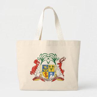 Escudo de armas de Mauricio Bolsa Tela Grande
