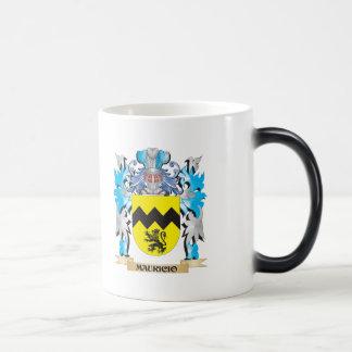 Escudo de armas de Mauricio - escudo de la familia Tazas De Café