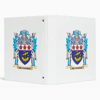Escudo de armas de Mc-Daibheid - escudo de la